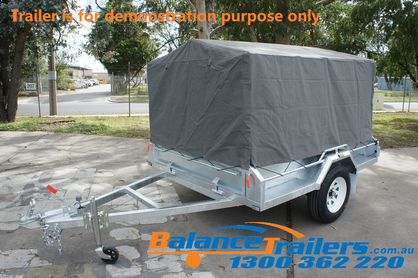 5×3 6×4 7×4 7×5 8×5 9×5 10×5 10×6 12×6 Box Trailer Canvas Covers