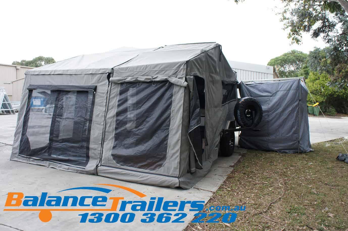 Hard Floor Camper Trailer BT01HF Image 14