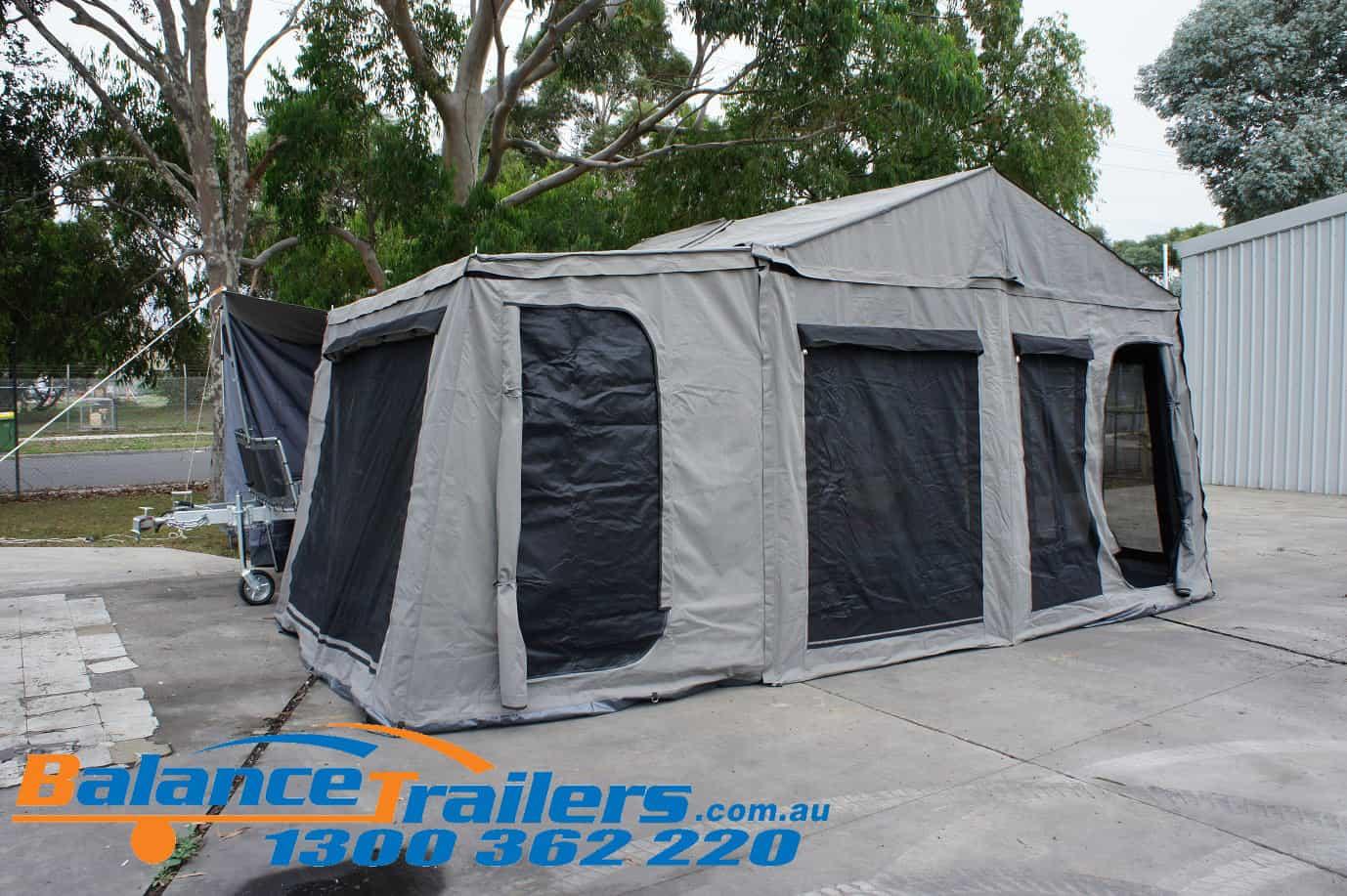 Hard Floor Camper Trailer BT01HF Image 15