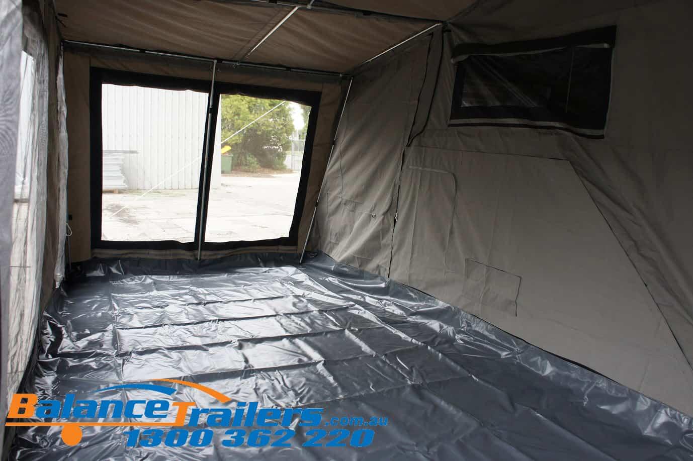 Hard Floor Camper Trailer BT01HF Image 17