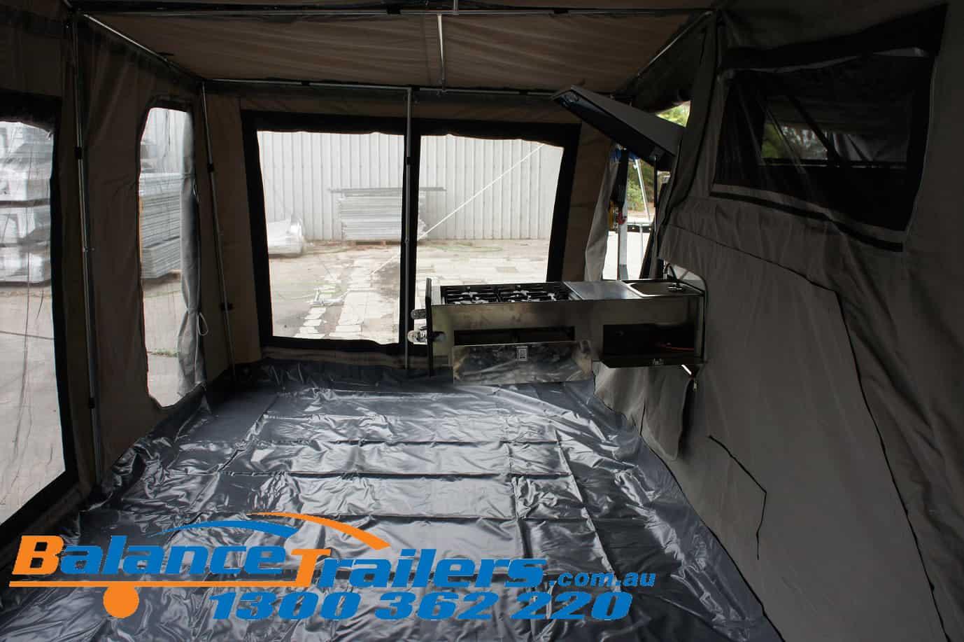 Hard Floor Camper Trailer BT01HF Image 18