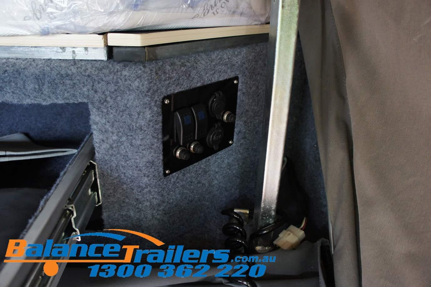Hard Floor Camper Trailer BT01HF Image 20