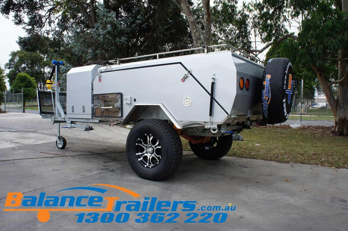 Hard Floor Camper Trailer BT01HF Image 4
