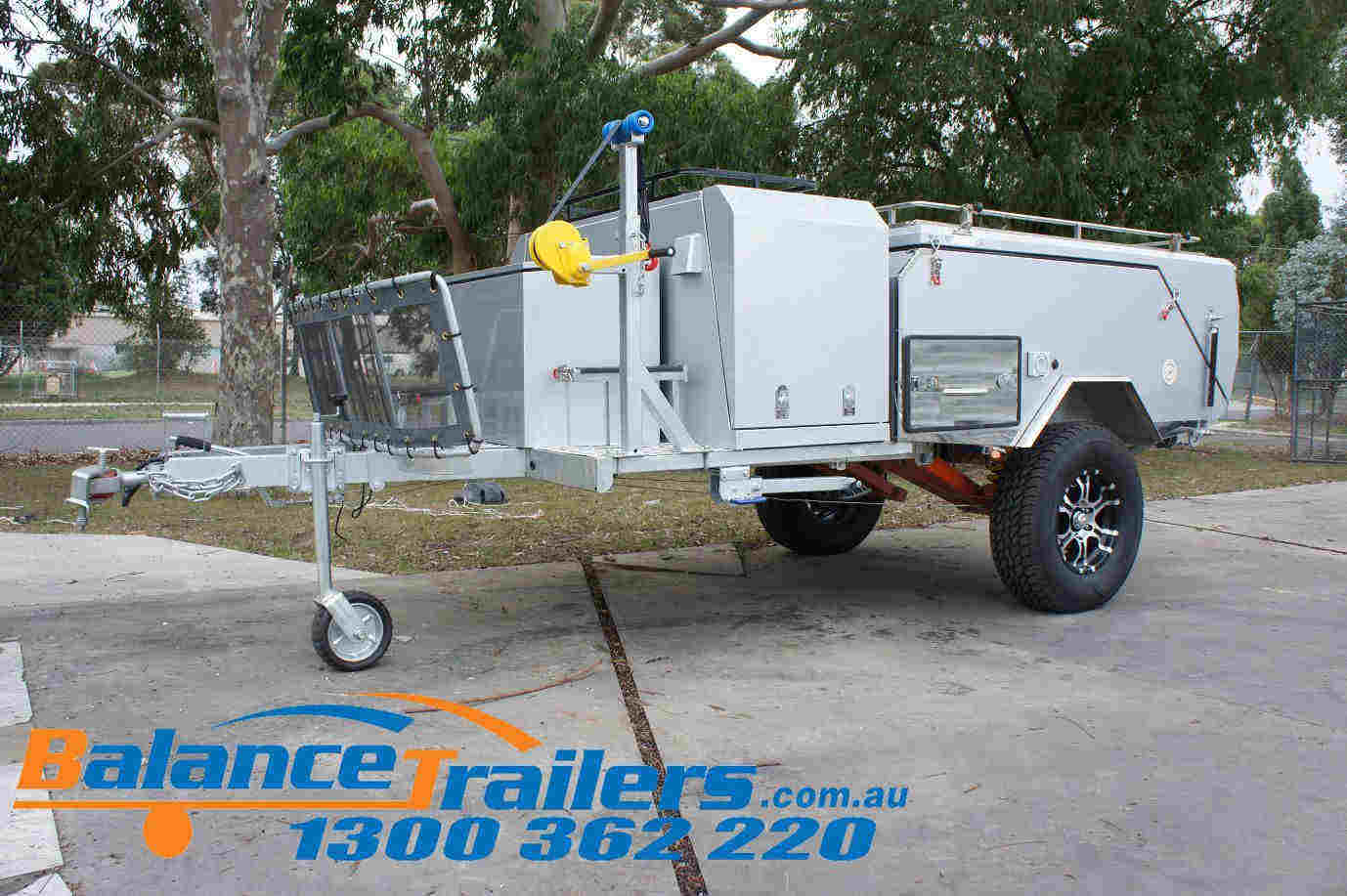 Camper Trailers for Sale in Melbourne and Sydney (On and Off Road