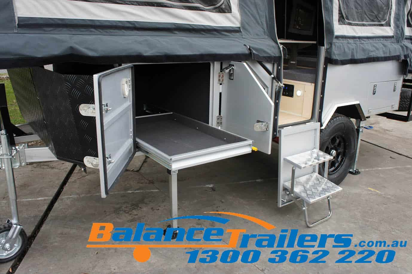 Hard Floor Camper Trailer BT02HF Image 13