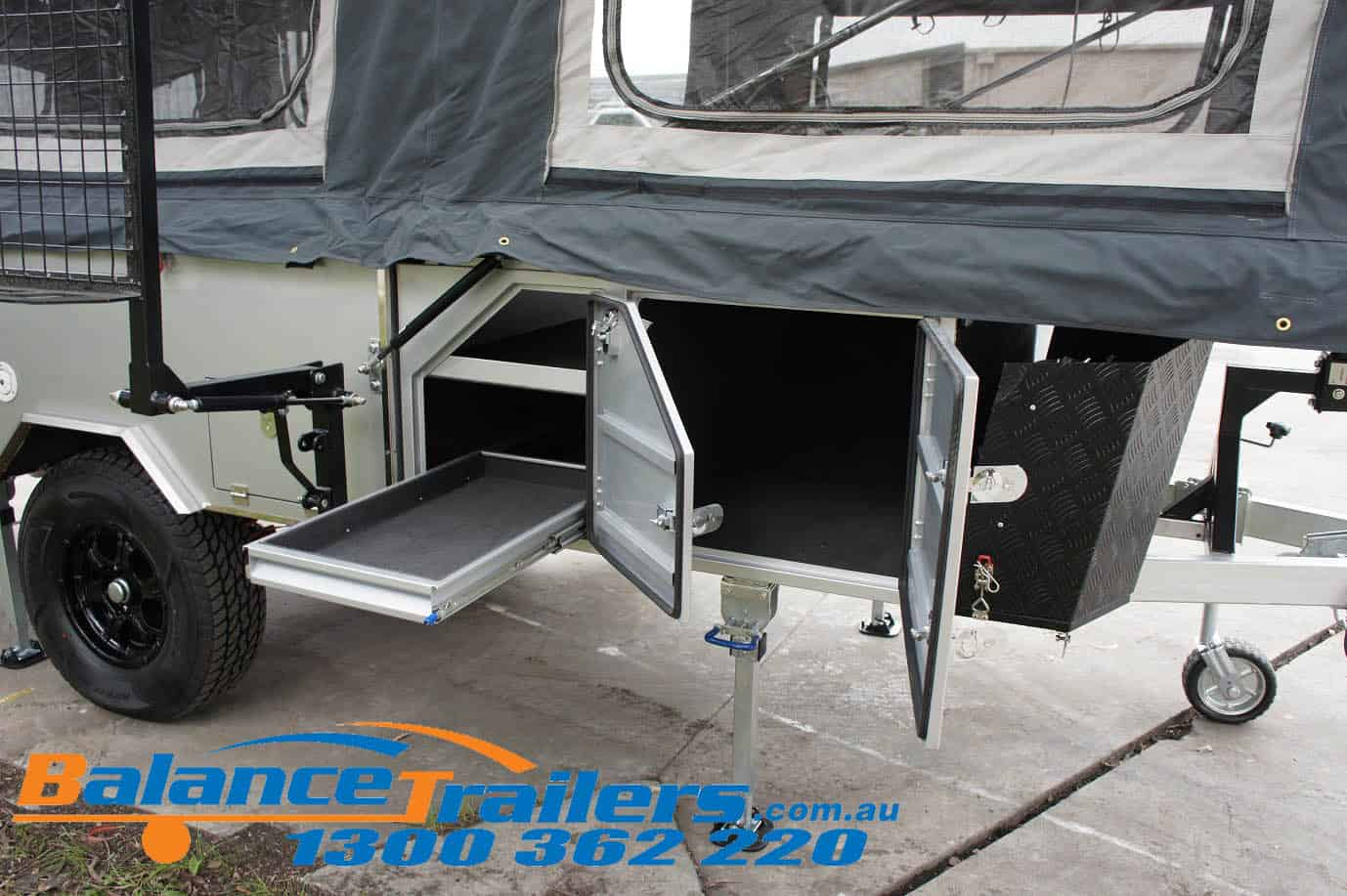 Hard Floor Camper Trailer BT02HF Image 14