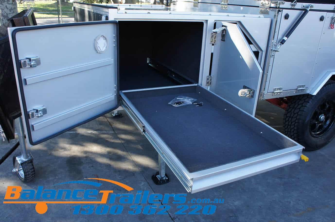 Hard Floor Camper Trailer BT02HF Image 18