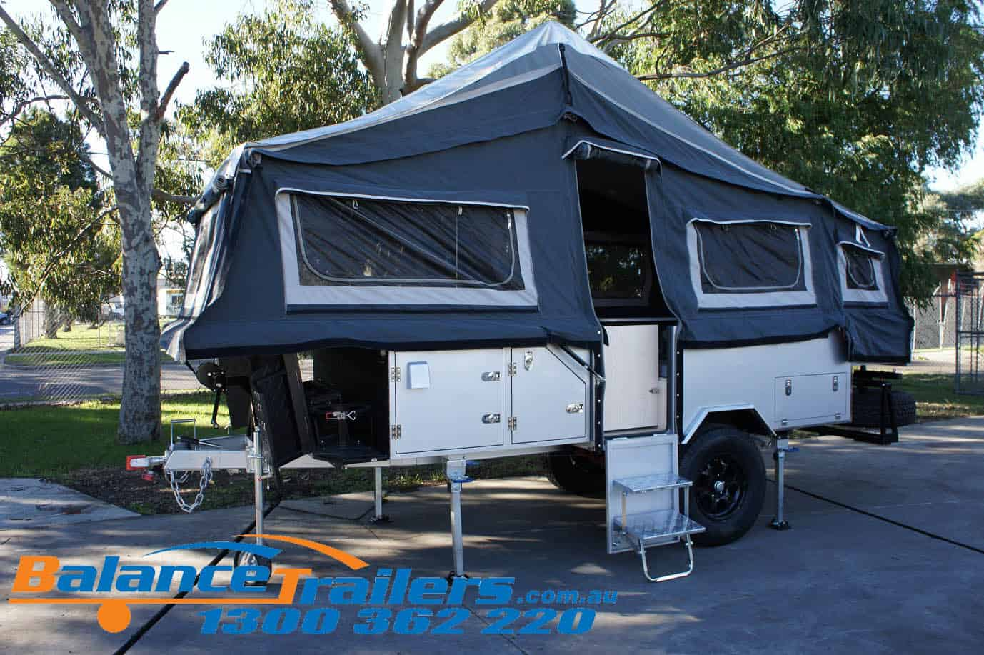 Hard Floor Camper Trailer BT02HF Image 19