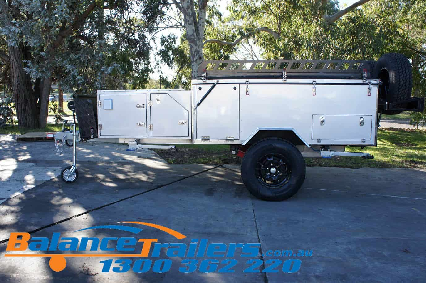 Hard Floor Camper Trailer BT02HF Image 2