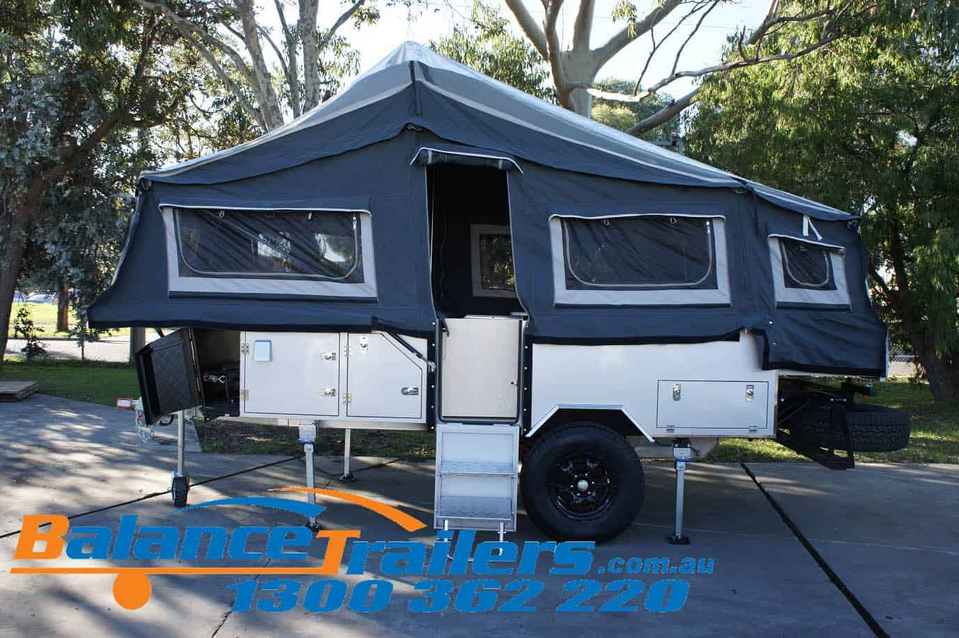 Hard Floor Camper Trailer BT02HF Image 20