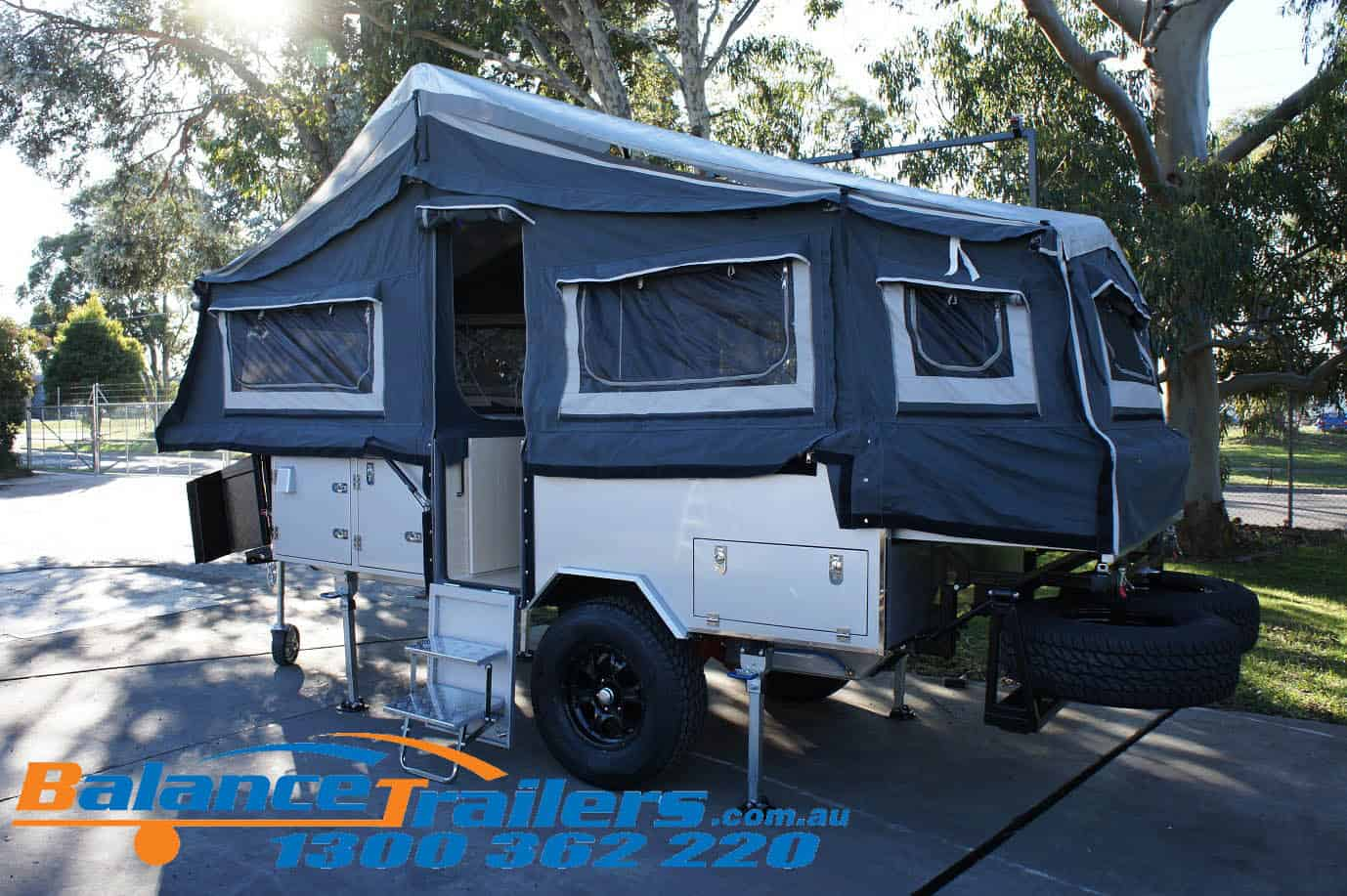 Hard Floor Camper Trailer BT02HF Image 21