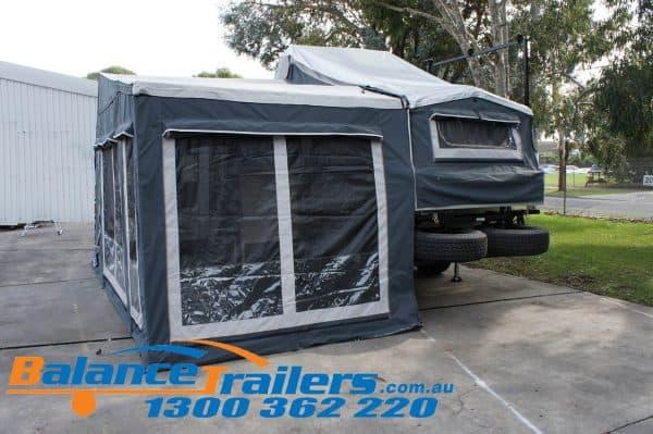 Hard Floor Camper Trailer BT02HF Image 28
