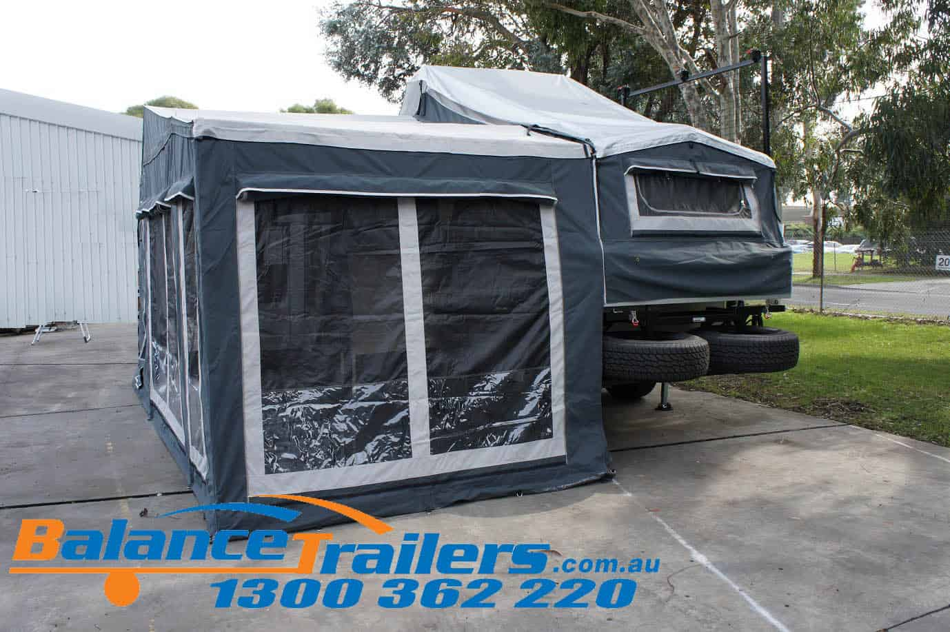 Hard Floor Camper Trailer BT02HF Image 28