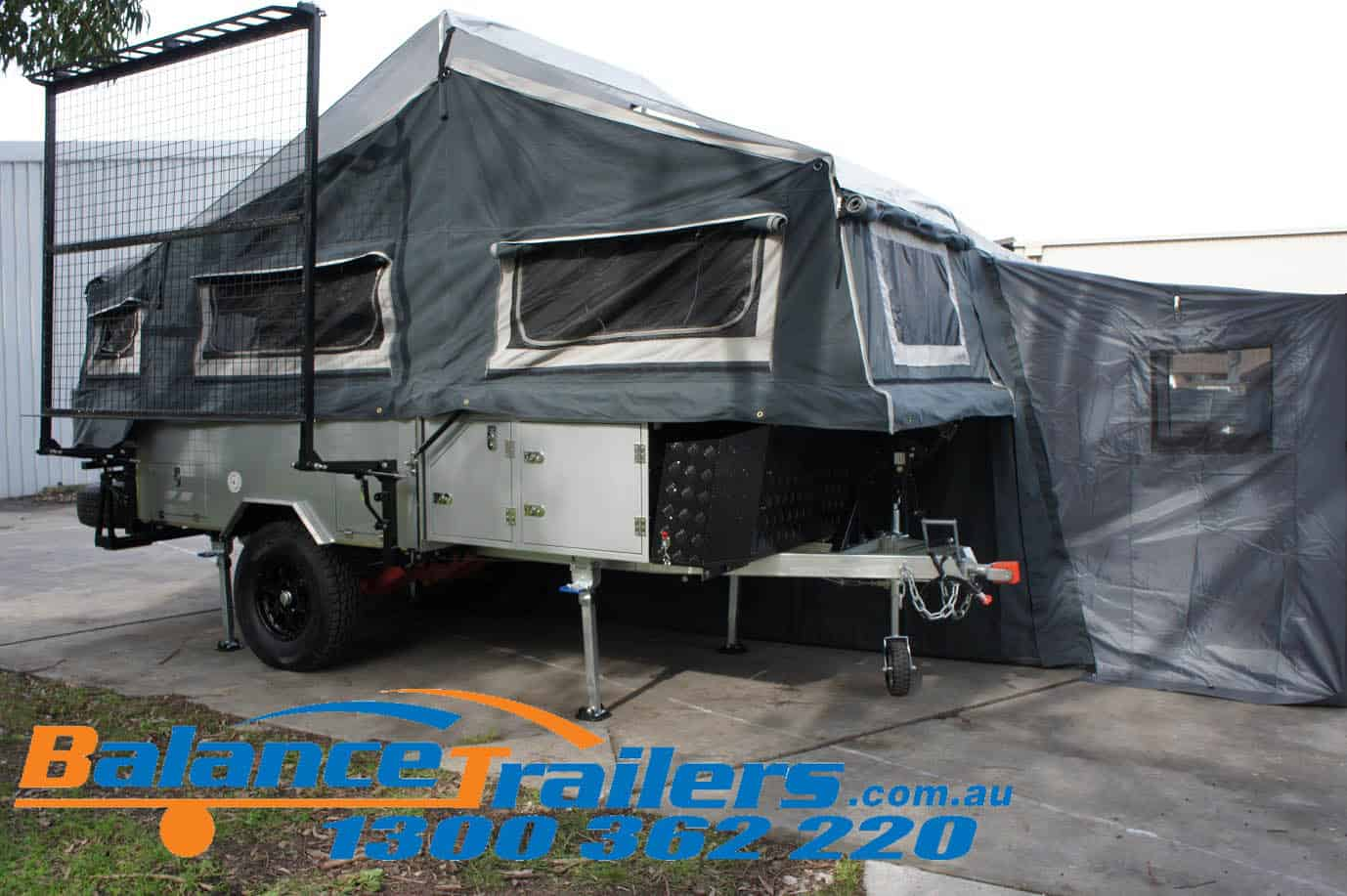 Hard Floor Camper Trailer BT02HF Image 29