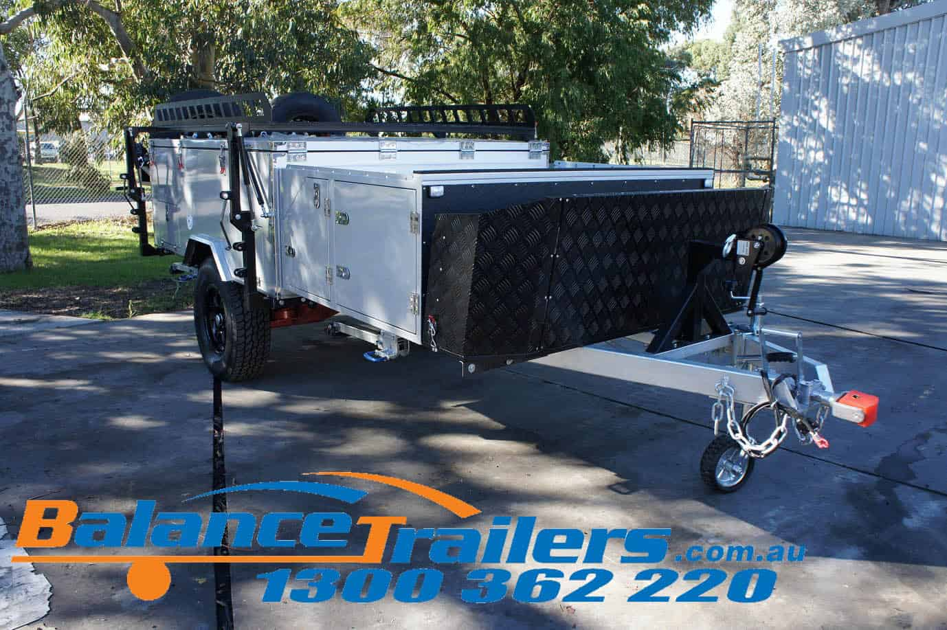 Hard Floor Camper Trailer BT02HF Image 3