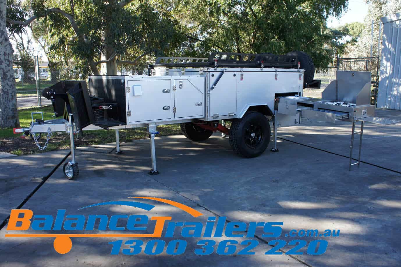 Hard Floor Camper Trailer BT02HF Image 4