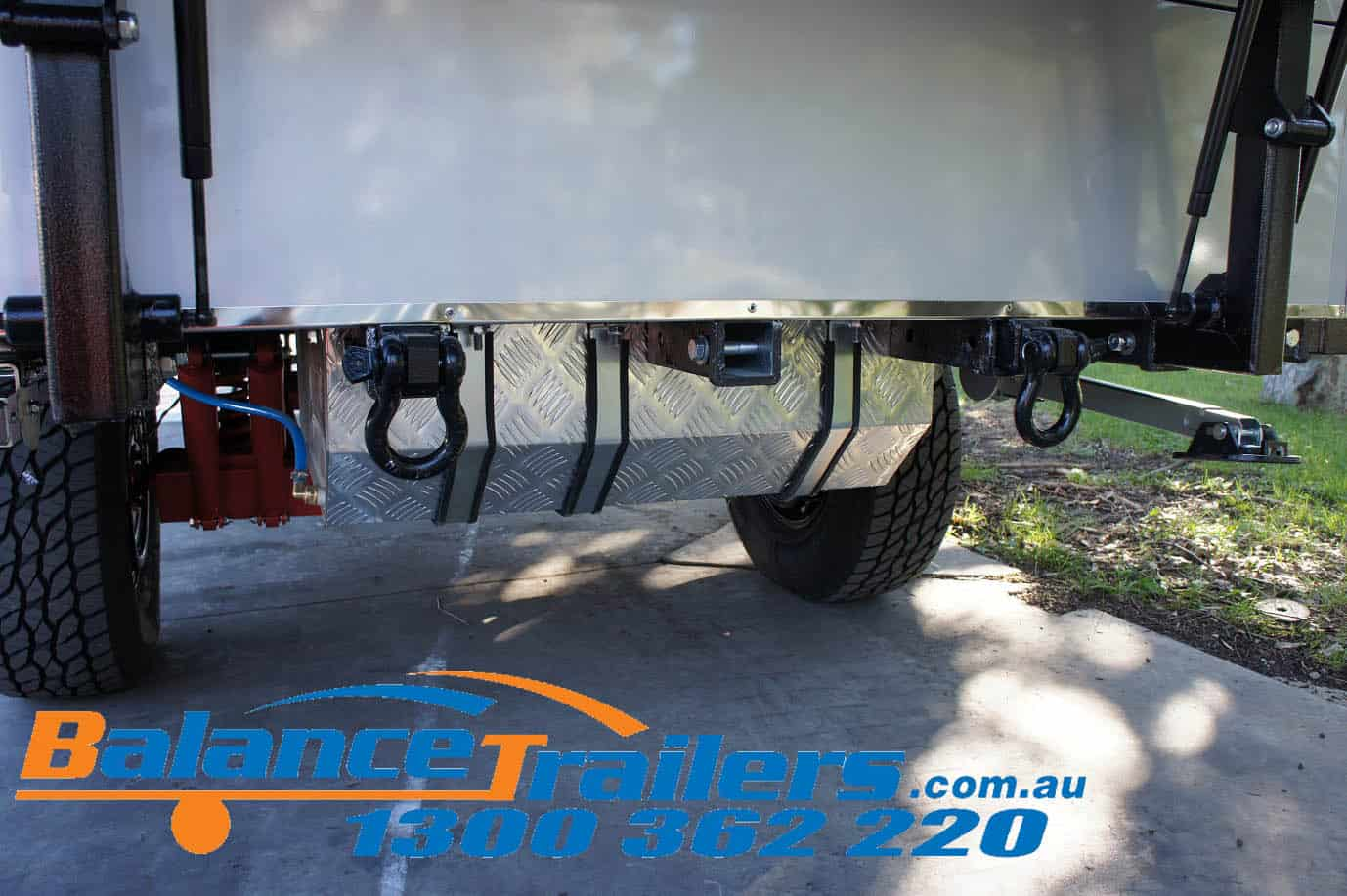 Hard Floor Camper Trailer BT02HF Image 9